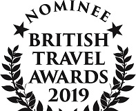 Vote for Angelfish Travel in the British Travel Awards